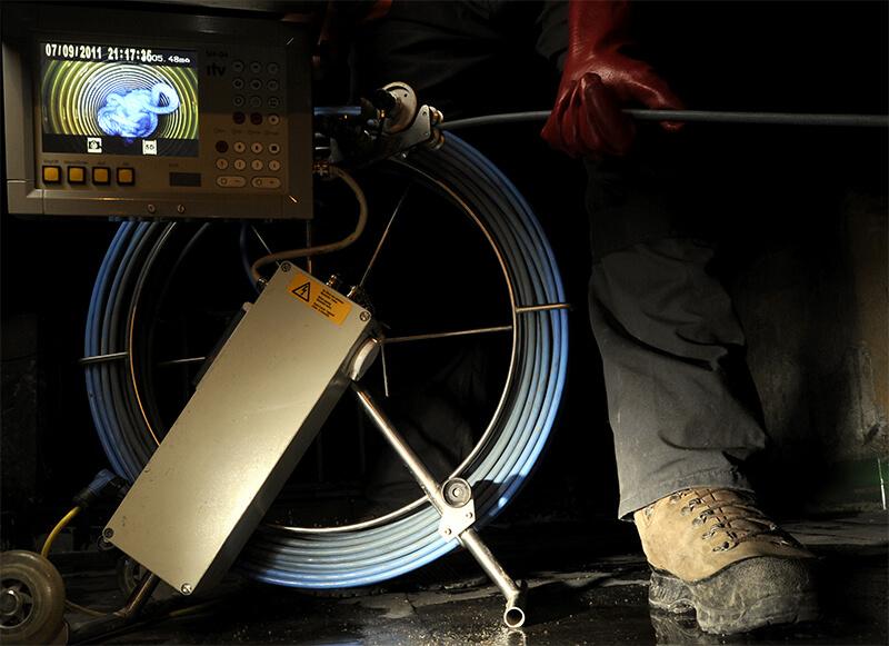 Kanalizační kamera
